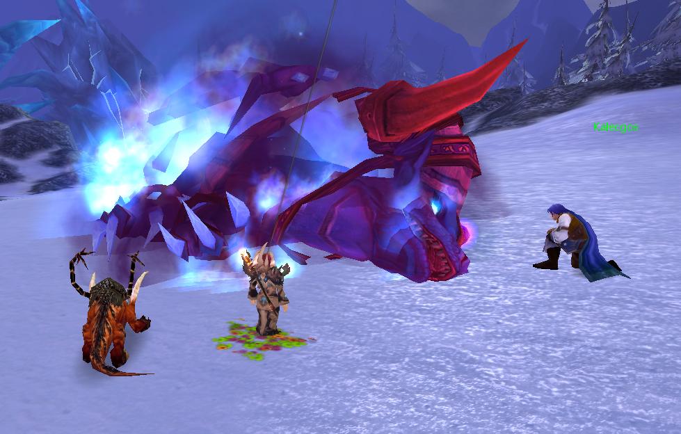 Dragonwrath Tarecgosas Rest Nexus Quest Chain - aiohow.org