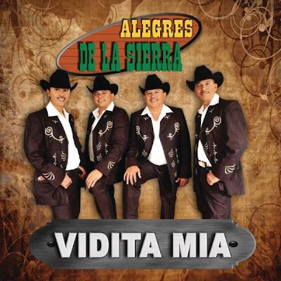 Los Alegres De La Sierra - Vidita Mia (Disco  Album Oficial 2012)