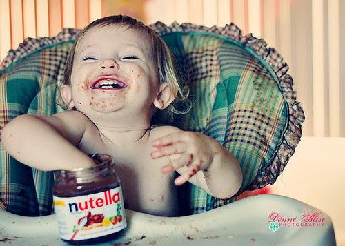 Juiz proíbe casal de batizar filha com nome de Nutella