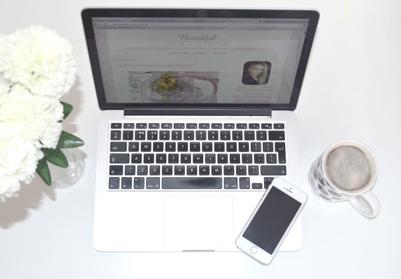 How to Start a Beauty Blog - Beautiful Solutions