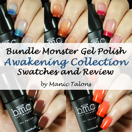 Bundle Monster Awakening Collection Swatches and Review