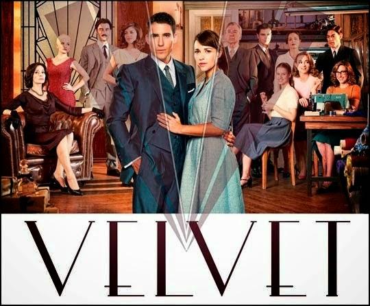 Serie Velvet