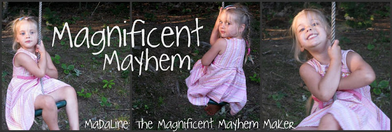 Madaline: The Magnificent Mayhem Maker