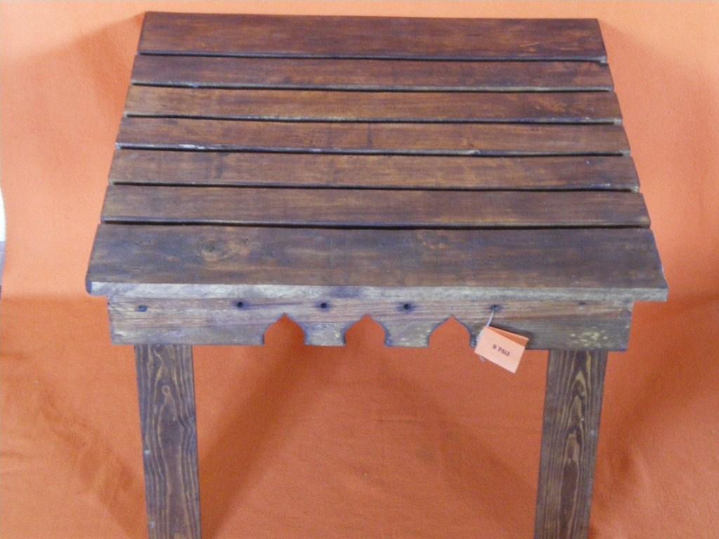 D pale taller artesano del reciclaje palets de madera en fuenheridos carpinteria artesanal - Mesas de pale ...