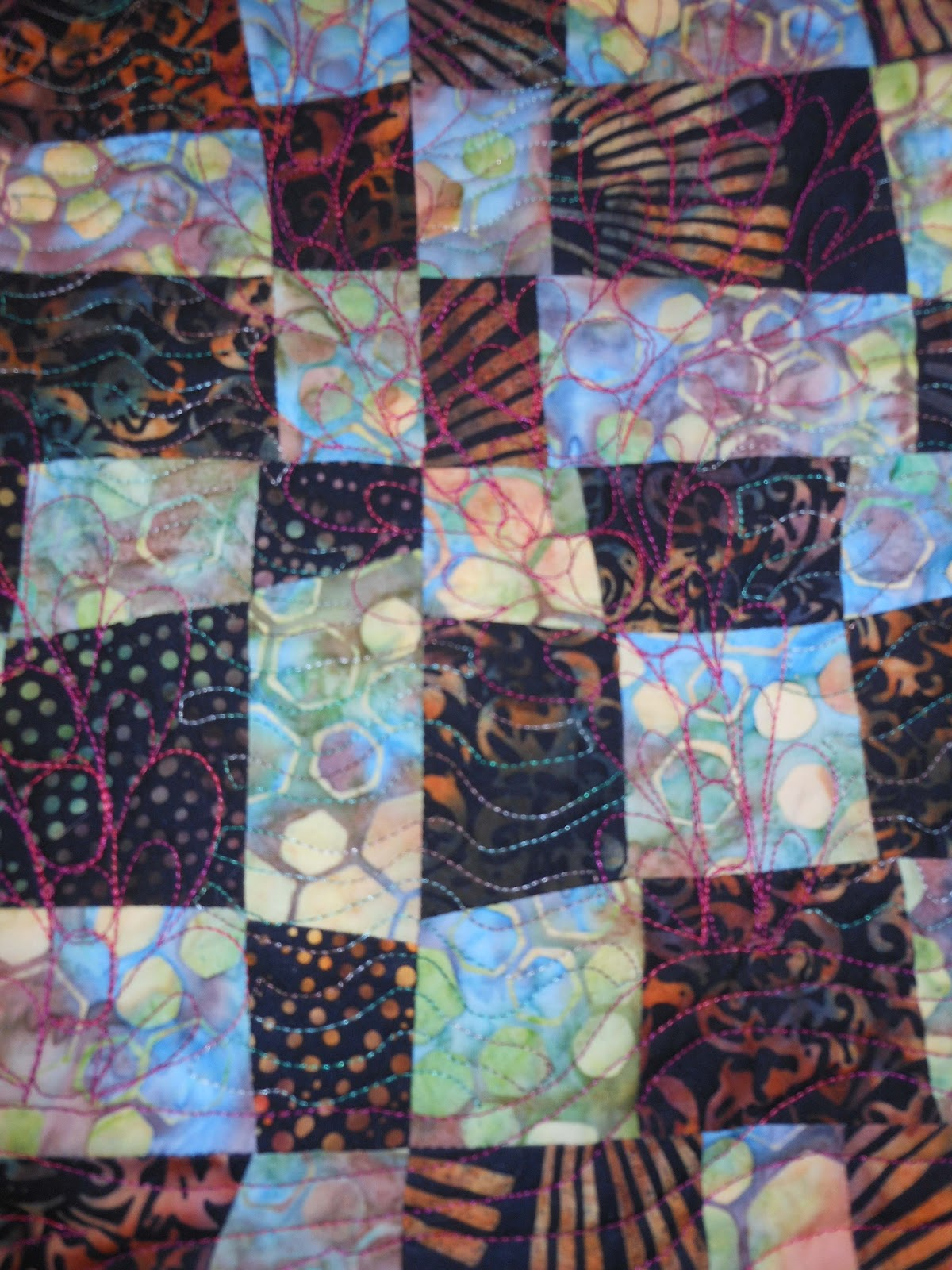 Sally troxell art quilts quilts for sale for Quilts for sale