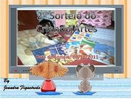 2 º Sorteio Criando Artes