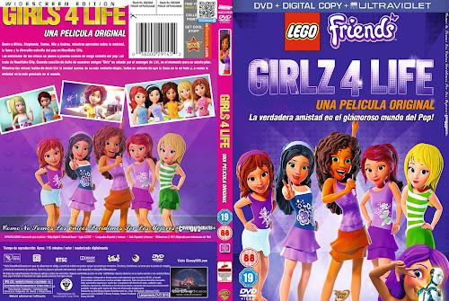 Lego Friends Movie Girlz 4 Life — Cluber