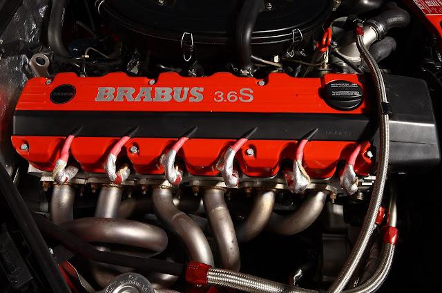 190e brabus engine