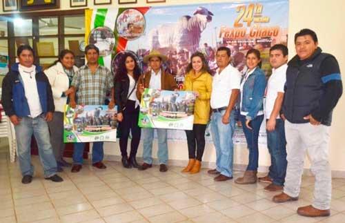 En Villa Montes presentan FexpoChaco 2015 con la misión de transparentar los gastos