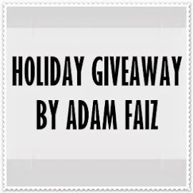 Holiday GiveAway By Adam Faiz
