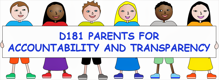 D181 Parents for Accountability and Transparency
