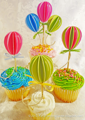 Balloon Cupcake Toppers5