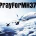 #pray for MH370