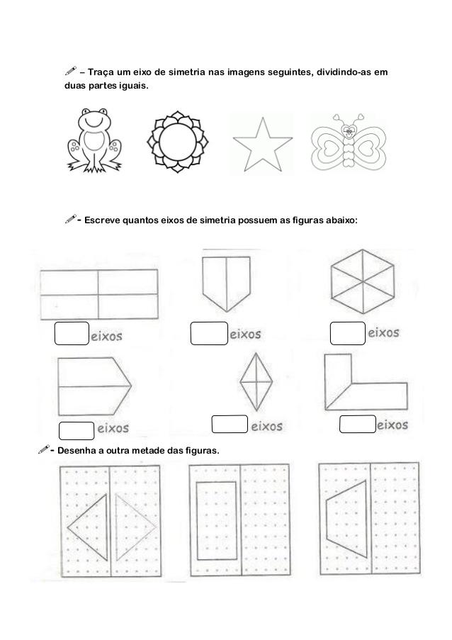 Populares Espaço Saber: Matemática - Simetrias AH63