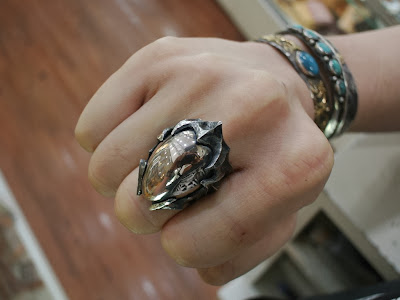 Molfear Ring by Strange Freak Designs