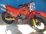 Vendo moto de trilha Honda NX 150 em Varginha.