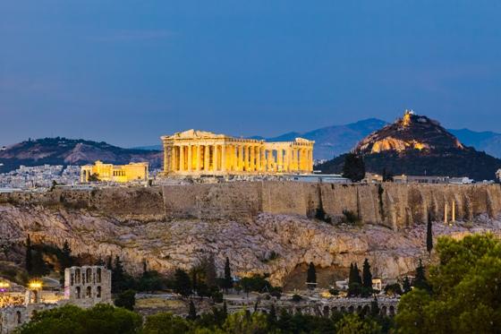 Η Ελλάδα ως Παγκόσμια Κληρονομιά