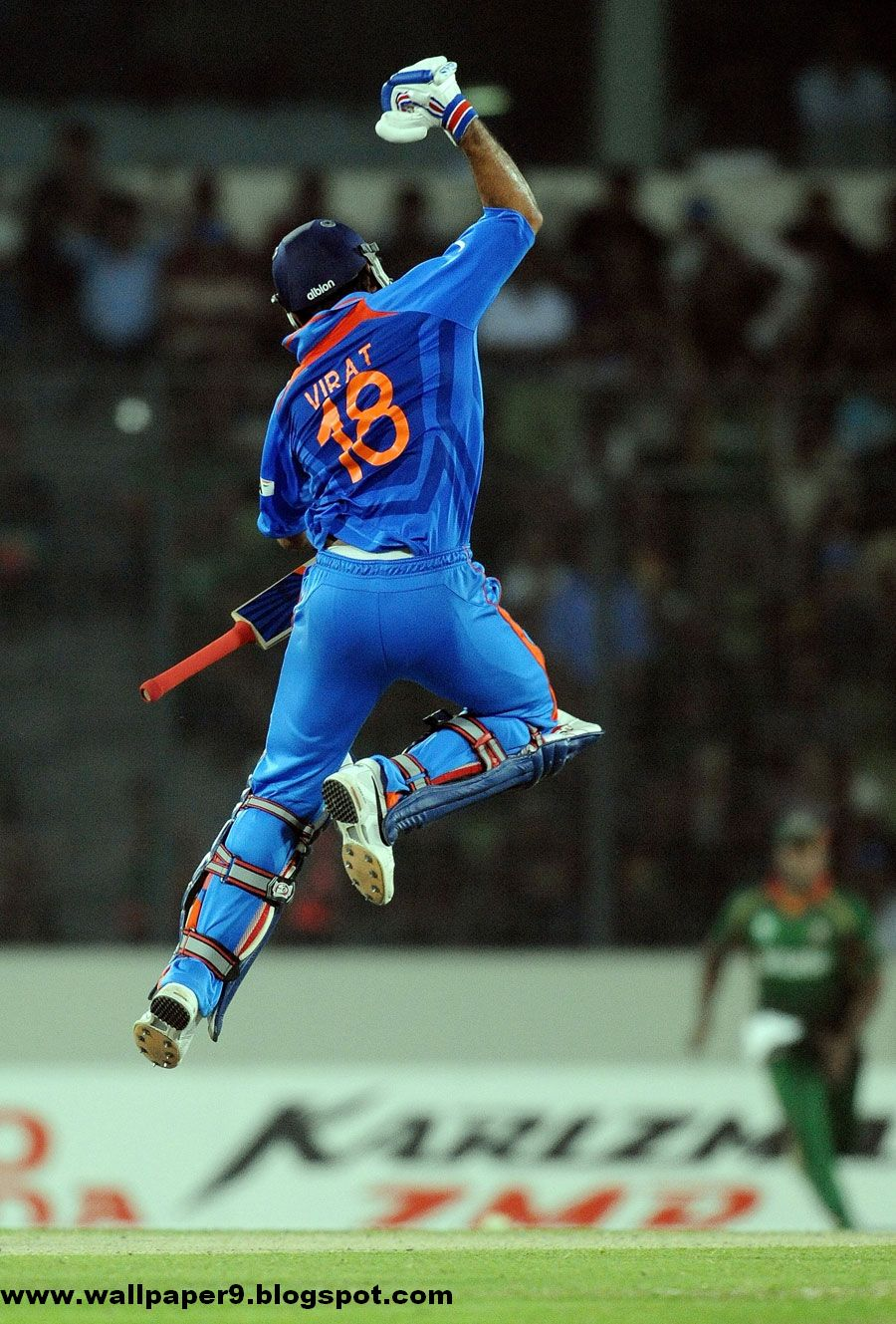 WALLPAPER WORLD: Congratulations Virat Kohli for 1st world cup Century