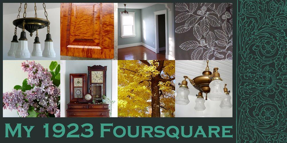 My 1923 Foursquare