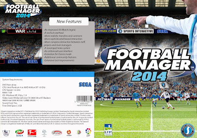 Football Manager 2014 - nosTEAM.ro