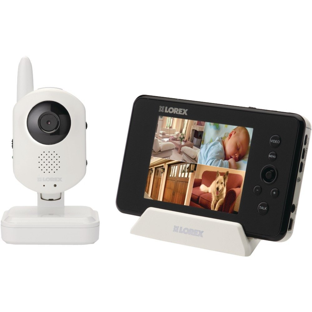 tips and tricks to effective parenting lorex lw241 live sense wireless video home monitor. Black Bedroom Furniture Sets. Home Design Ideas