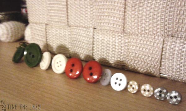 I preferiti di aprile 2014 - orecchini bottone