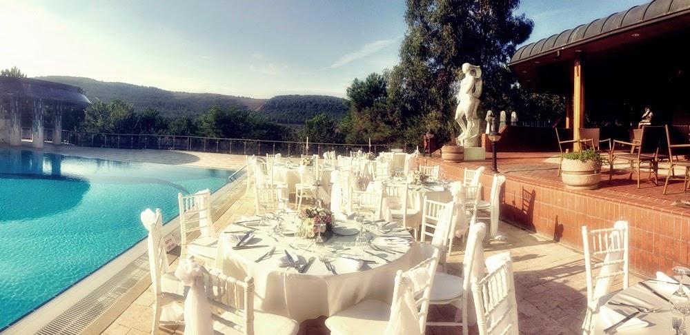 Marma Kongre Hotel / Maltepe Üniversitesi Kampüsü / DJ Serhat Serdaroglu