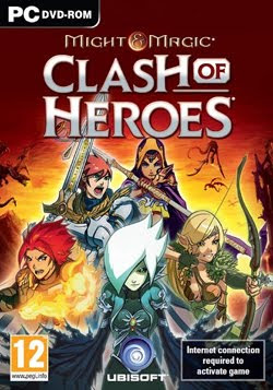 games Download   Jogo Might and Magic Clash of Heroes RELOADED PC (2011)