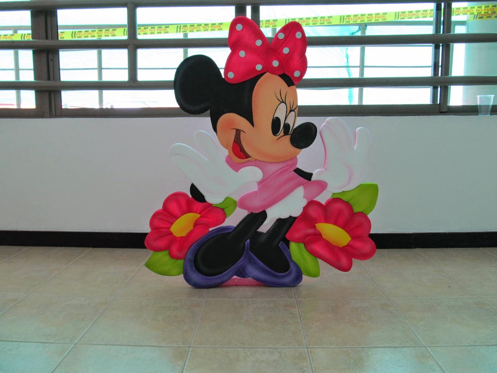 Decoracion Minnie Mouse Rosa ~ DECORACI?N FIESTA MINNIE MOUSE FIESTAS INFANTILES Y RECREACIONISTAS