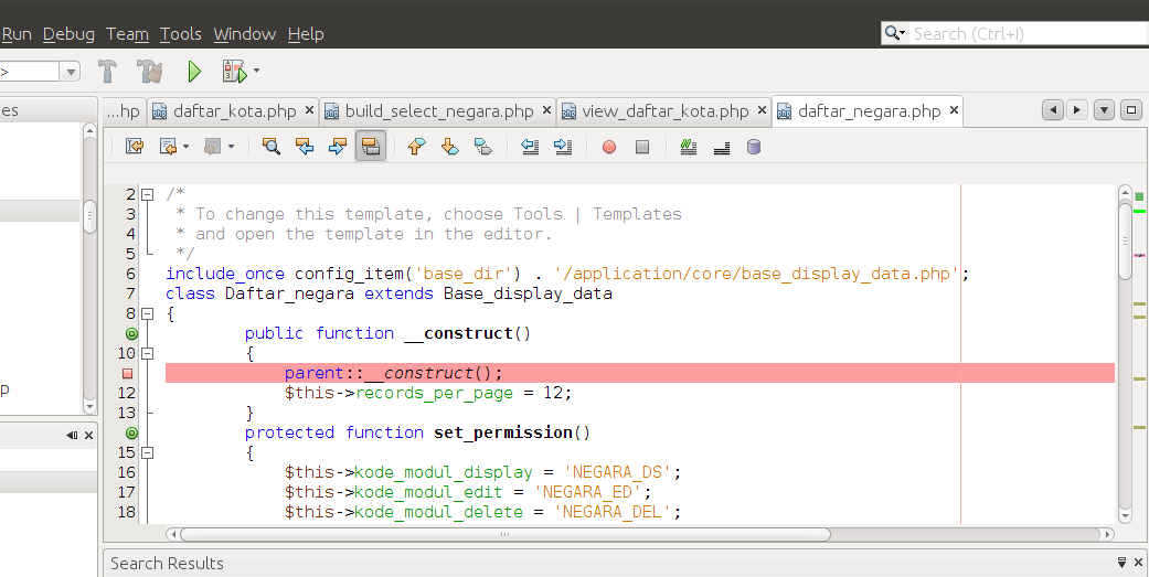 Debugging php application with xdebug, netbeans and Google
