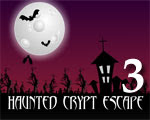 Walkthrough Haunted Crypt Escape 3 Solution