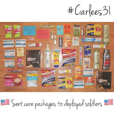 CarePackagesForSoldiers