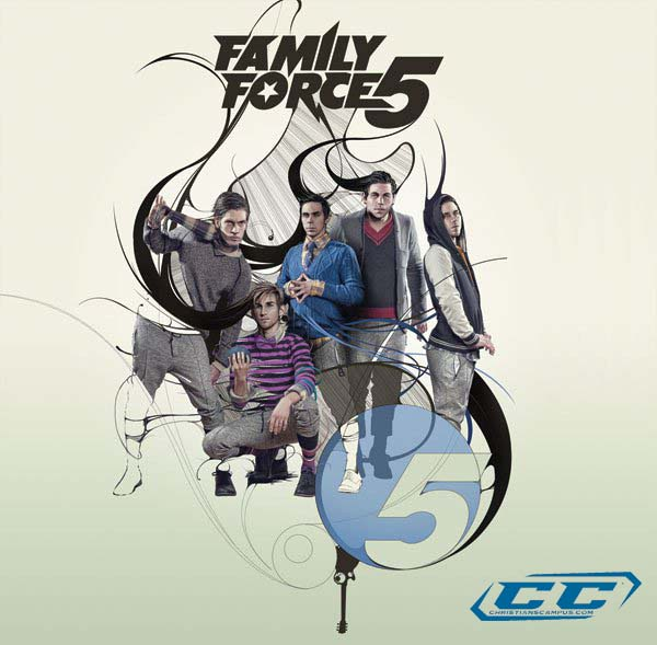 Family Force 5 - III 2011 Tracks and lyrics