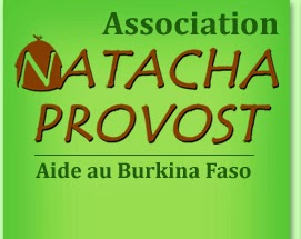 CAPTON SOUTIENT L'ASSOCIATION NATACHA PROVOST - AIDE AU BURKINA FASO