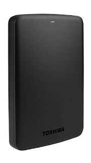 Toshiba Canvio Basics 1TB Portable External Hard Drive Just 3368/- Only