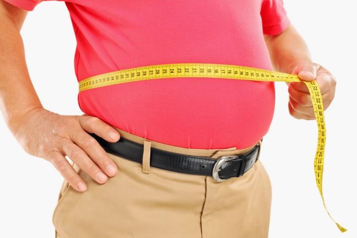 Cara Mengecilkan perut buncit dan penyebabnya