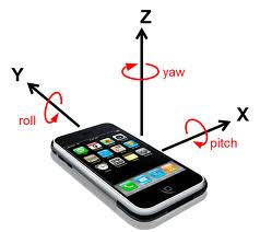 smart phone sensors Digital Native