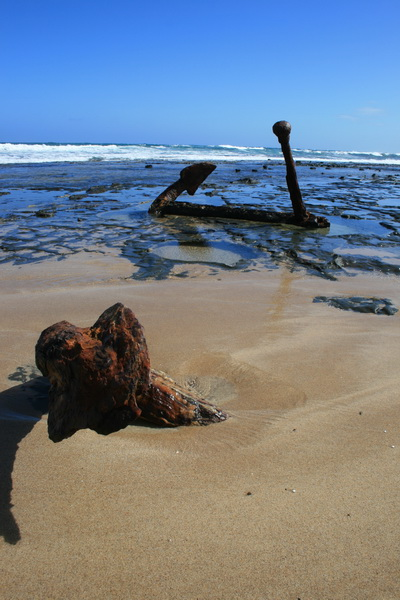 Anchor, Great Ocean Road, Victoria, Australia - © CKoenig