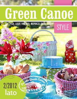 POLECAM - Green Canoe Style
