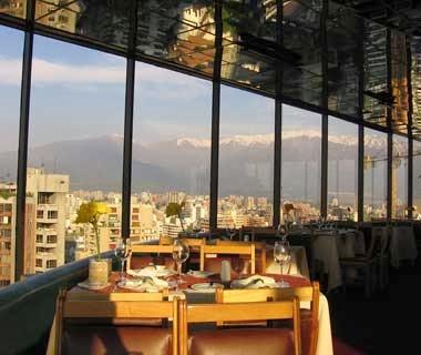Giratorio: Santiago, Chile - magrush.com
