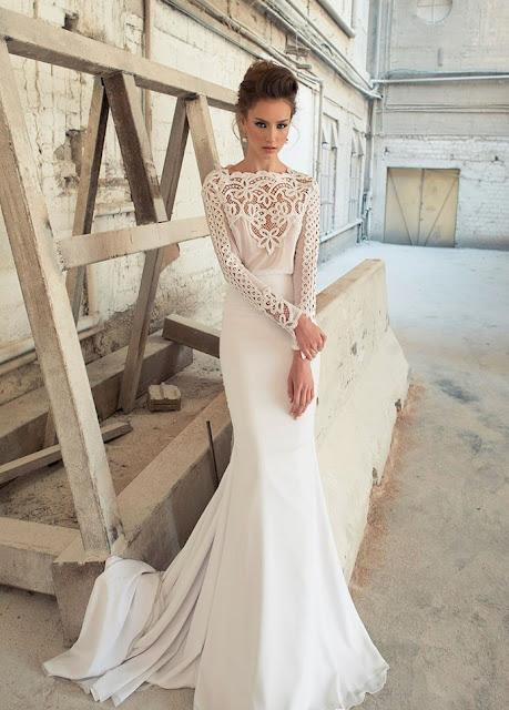 Fantástica tendencia en vestidos de novias | Colección Ada Heftez
