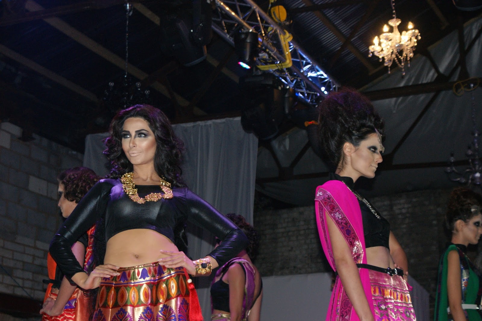 Aamir Naveed Hair School Launch, Sabeeka Imam