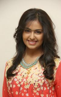 Actress Avika Gor Latest Picture Gallery at Lakshmi Raave Maa Intiki Trailor Launch 14