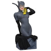 Catwoman (DC Comics) Character Review - Bust Product