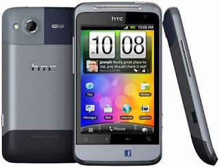 Touchscreen 3G Android Mobile HTC Salsa