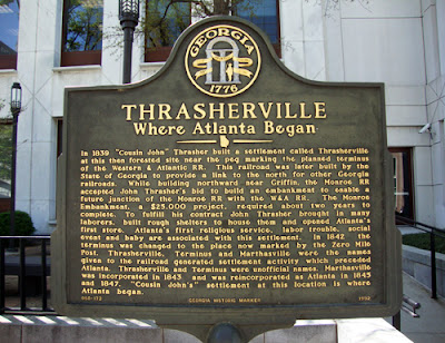 Georgia Historical Marker