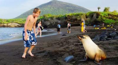 Fotos turísticas de las Islas Galápagos