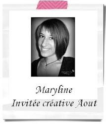 Invitée créative d'Aout