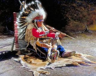 Cuadros Indios Americanos