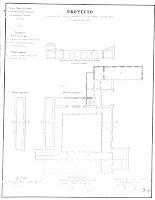 1863 Proyecto de ensanche del Cuartel de la Trinidad